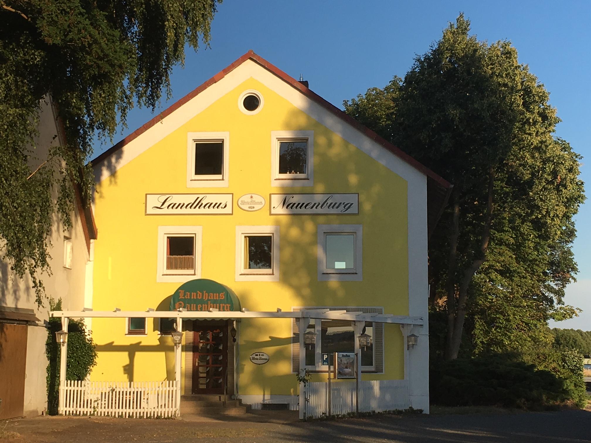 Das Landhaus Nauenburg
